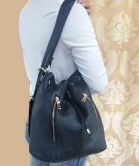 High Quality Leather Bag Backpack RL005