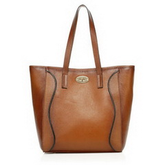 Wholesale Custom Luke Brown Cowhide Leather Shoulder Bag RL1021