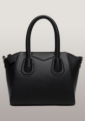 Wholesale Christi Faux Leather Small Bag Black