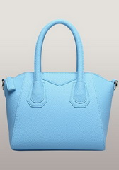 Wholesale Christi Faux Leather Small Bag Blue
