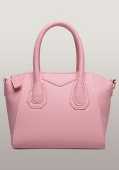 Wholesale Christi Faux Leather Small Bag Pink