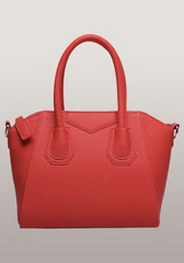 Wholesale Christi Faux Leather Small Bag Red
